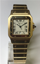 Cartier Santos Gold 18ct
