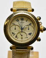Cartier Pasha Chrono
