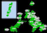 ポスティング長崎(九州沖縄)配布部数表