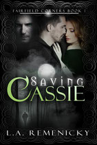 Saving Cassie Signed Paperback