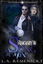 Ragan's Song Signed Paperback