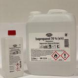 Eilfix 2in1 Händedesinfektion und Flächendesinfektion 70% Isopropanol