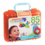 Maletín Bristle Blocks con 85 piezas grandes para construcciones
