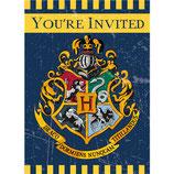 Harry Potter Einladungskarten