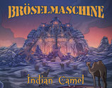 "Mousepad  ""Bröselmaschine Indian Camel"""