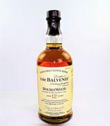 The Balvenie 12 Years Single Malt Scotch Whisky Double Wood