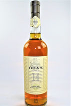 Oban 14 Years Single Malt Scotch Whisky