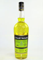 Chartreuse gelb Kräuterlikör
