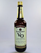Seagrams VO Canadian Whisky