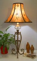 Sehr elegante große Landhaus Tischleuchte Tischlampe Lampe