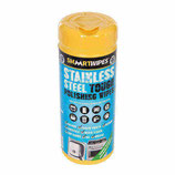 SMAARTWIPES stainless steel