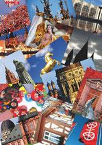 """""""Mein Mainz"""" Postkarten"""