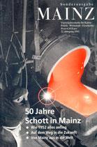 Zu Schott - 50 Jahre Schott in Mainz