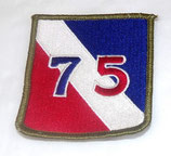 Insigne 75th Infantry Division US WW2 REPRODUCTION