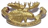 Collar badge NEW BRUNSWICK RANGERS Canada WW2