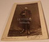 Carte postale photo soldat avec pantalon en velours ersatz français WW1