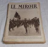 Journal LE MIROIR (Année 1917) français WW1