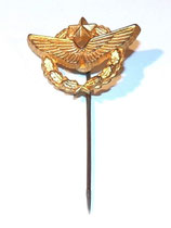 Insigne épingle brevet de pilote miniature armée de l'air française