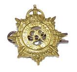 Collar badge RASC Royal Army Service Corps GB WW1/WW2