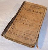 Livre Tu seras soldat, Histoire d'un soldat français, d'Emile Lavisse