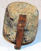 Petit bouchon pour fusée d'artillerie N°117 fouille Normandie 1944 GB WW2