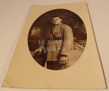 Carte postale photo portrait soldat 51ème Régiment d'Infanterie français WW1