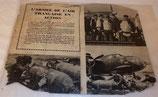 Tract L'armée de l'air française en action, FAFL, français WW2