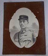 Photo portrait officier français WW1 156ème Régiment d'Infanterie