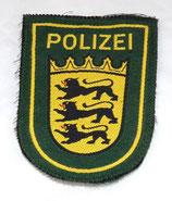 Insigne Polizei Baden-Württemberg allemand