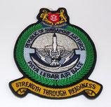 Insigne armée de l'air Paya Lebar Air Base Singapour