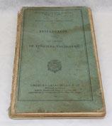 Manuel Instruction pour les unités de Fusiliers-Voltigeurs 1940 français WW2