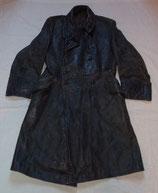 Manteau en cuir d'officier Ledermantel allemand WW2
