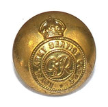 Petit bouton RASC Royal Army Service Corps GB WW1/WW2