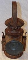 Lanterne de campement/signalisation GB WW2
