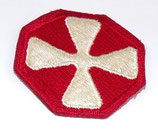 Insigne 8th Army US WW2