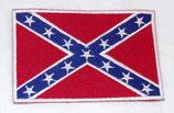 Insigne drapeau confédéré US Guerre de Sécession REPRODUCTION
