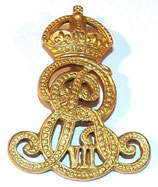 Shoulder badge The Royal Canadian Regiment officier Canada WW1