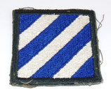 Insigne 3rd Infantry Division US WW2