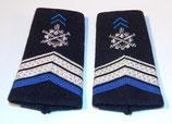 Paire de fourreaux d'épaule Matériel caporal-chef armée française
