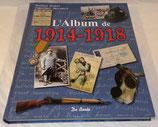 Livre L'album de 1914-1918, de Bernard Briais et Jean-Paul Paireault, De Borée