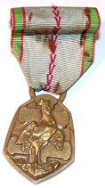 Médaille commémorative Guerre 1939-1945 français WW2