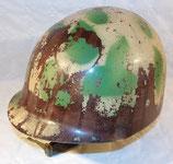 Liner USM1 rebut d'usine reconditionné en casque pour enfant camouflé US WW2