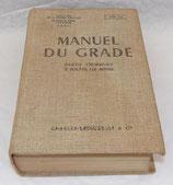 Manuel du gradé, partie commune à toutes les armes TTA 116 1957 armée française Algérie