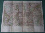 Carte type 1912 N°18 METZ français WW1/WW2