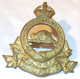 Cap badge RCAPC Royal Canadian Army Pay Corps Canada WW2