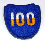 Insigne 100th Infantry Division US WW2