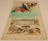 Carte postale 51ème Régiment d'Infanterie Caserne de la Citadelle français WW1