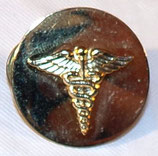Insigne Collar Disc Medical Corps armée US