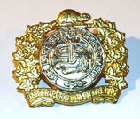 Cap badge Lake Superior Regiment Canada WW2