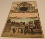 Carte postale 51ème Régiment d'Infanterie Souvenir Beauvais français WW1